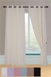 Wholesale Living Room Curtains Wholesale - Simple modern style,voile embroidered lining,metal ring curtain, high quality fabrics, Seiko production.