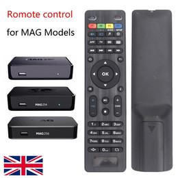 Wholesale iptv remote - Wholesale New Replacement Remote Control for Mag 250 254 255 260 261 270 IPTV Box Original