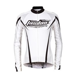 ladies long jersey Coupons - Tasdan Women Breathable Cycling Jersey Spring Ladies Long Sleeve Mountain Road Bicycle Bike Jersey Top Shirt Cycling Suits