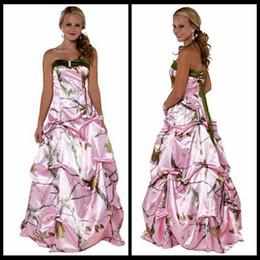 Shop Pink Realtree Camo Wedding Dresses UK | Pink Realtree Camo ...