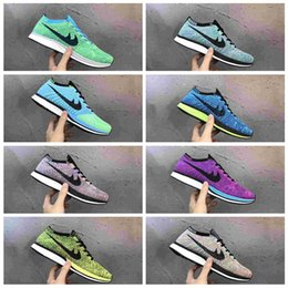 Wholesale High Flash Point - Wholesale Cheap Men Shoes Lunarglide 8 Flash Sneakers High Quality LunarEpic Low Lunar Casual Shoes Outdoor Walking Sneakers Outlet