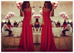Wholesale Dresses Blue Discount - Best Selling Sexy A Line Off Shoulder Floor Length Royal Blue Prom Dresses Pleats Discount Prom Gowns Formal Evening Dresses