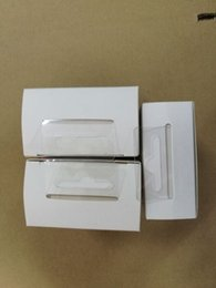 Wholesale apple wall charger oem - 50pcs lot AAAA OEM Quality 5W 5V 1A US EU UK Plug USB AC Power Adapter Charger Wall Adapter charging A1385 A1400 A1399 With retail box