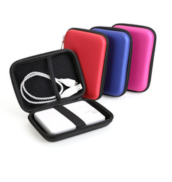 """Wholesale Carrying Case External Hard Drive - Portable 2.5"""" External USB Hard Drive Disk Carry Case Cover Pouch Bag For PC Laptop Dropship High Quality"""