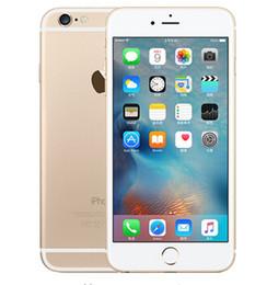 Wholesale Apple Iphone Black Unlocked - Original Unlocked Apple iPhone6s iPhone 6s Plus 12MP Camera Cell Phone 4.7&5.5' IPS 2GB RAM 16 64 128GB ROM IOS LTE