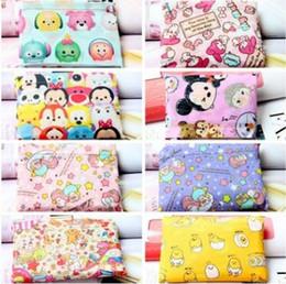Wholesale Folding Fabric Shopping Bag - Creative 50*42cm Japan's Styles Cartoon Bag Waterproof Environmental Protection Shopping Bag Fashion Foldable Storage Bags CCA6985 300pcs