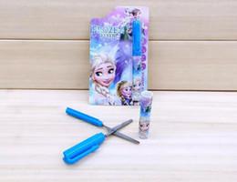 Wholesale Portable Office Case - DHL SEND pen style scissors mini safety scissors portable scissors pen casing scissors Office & School Supplies
