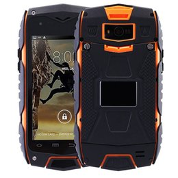 Wholesale Smart Phone Discovery - Original Discovery V11 MTK6582 Quad Core 1.3GHZ 1GB RAM 8GB ROM 5inch Android 5.0 Waterproof Dustproof Shockproof Outdoor Smart Phone