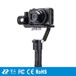 Wholesale Crane Dslr - Zhiyun Crane M Support 650g 3-axis Handheld Stabilizer Gimbal for DSLR Cameras Smartphone Xiaoyi Action camera