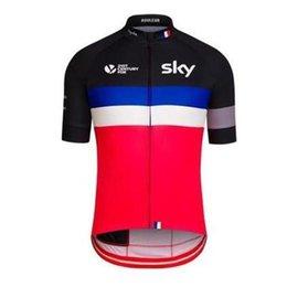 Wholesale Bike Jerseys Sale - 2015 hot sale Sky cycling jerseys short sleeves bib none bib set bike wear with padded pants bicycle clothing