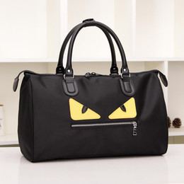 Wholesale Large Duffels For Women Travel - Famous brand duffel women designer handbags large capacity Totes bags for travel sports and outdoor packs sports bags luggage free shipping