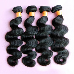 Wholesale Discount Remy Hair 22 - Indian Top Quality Remy Hair Weave Body Wave High Fidelity Discount Hair Extensions 8A Grade Unprocessed 100% Virgin Remy Remi human hair