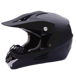 Wholesale Helmet Dh - motorcycle Adult Off Road Helmet motocross ATV Dirt bike Downhill MTB DH racing helmet cross casco moto Helmet capacetes motociclismo