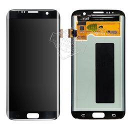 Assemblée de convertisseur analogique-numérique d'écran tactile d'écran de SBI pour le bord G935 G935A G935T G935F de Samsung Galaxy S7 bord ? partir de fabricateur
