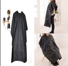 Wholesale Hair Salon Gowns - Hair Cutting Cape Salon Hairdressing Hairdresser Gown Barber Cloth Waterproof