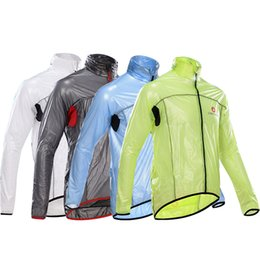 Wholesale Waterproof Uv - 2015 Pro team Cycling raincoat dust coat wind bike jacket jersey Bicycle raincoat windbreak Waterproof Windproof mtb cycling raincoat