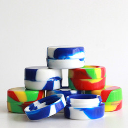 Wholesale Free Silicone - Silicone Jar shipping by post mail ems dhl free shipping