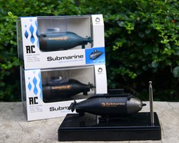 Wholesale Boat R C - Wholesale-Hot Sale High Quality 777-216 Mini RC Racing Submarine Boat R C Toys with 40MHz Transmitter