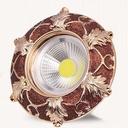 Romatic luminaria 30 pz 3 w resina luce spot spot led da incasso lustri de teto cabinet light fixtures luci del balcone HQ-SZ018 da