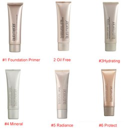 Wholesale Mineral Oil Based - Makeup Laura Mercier Foundation Primer Hydrating  mineral  oil free Base 50ml 4styles High Quality Face Makeup natural long-lasting DHL