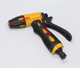 Wholesale High Pressure Water Spray Nozzles - Home Garden Water Gun ABS Lances Plastic Car Wash High Pressure Water Spray Nozzle