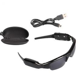 Canada Mini DV DVR lunettes de soleil caméra audio enregistreur vidéo 8GB Offre
