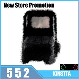 Wholesale 552 Red Dot Sight - KINSTTA 552 Red Dot Reflex HOLOgraphic sights Collimator Sight AA Batteries For Airsoft Softair Shotgun