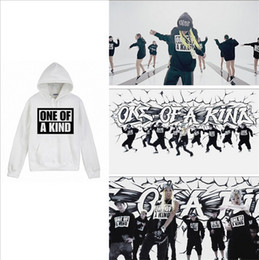 Wholesale G Dragon Hoodie - Wholesale-Kpop G-dragon Band Hoodie Bigbang GD GDragon G-Dragon Long Sleeve One of A Kind Tour Hoodie Large