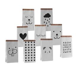 Wholesale Kraft Stocks - Wholesale- Miscellaneous Goods Heavy Kraft Paper Storage Bag Kids Toys Clothing Bag Organizer Simple Eco-friendly Home Decor