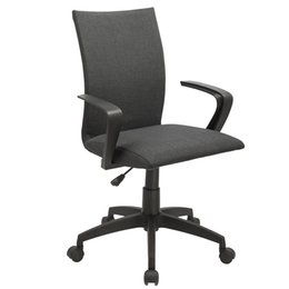 Wholesale Computer Chairs Ergonomic - New Black Ergonomic Desk Task Office Chair Midback Home Computer Chair