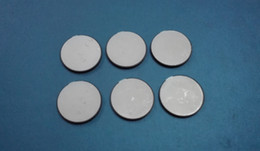 Wholesale Transmitter Chip - Ultrasonic Piezo Ceramic Disc 28mmx2.07mm-PZT4 1MHz Piezo Electric Disk PZT Beauty Crystals Chips Sensor PZT Transmitter Chips