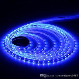 2019 qualität geführtes streifenlicht 5M hochwertiges Doppel PCB 600 LED Band 3528 SMD 12V flexibles LED Streifenlicht weiß / warmweiß / blau / grün / rot rabatt qualität geführtes streifenlicht