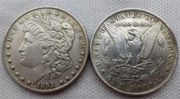 Wholesale Home Boxes - US Coins morgan dollar 1893-s Promotion Cheap Factory Price nice home Accessories Silver Coins