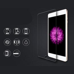 Ультра тонкий премиум закаленное закаленное стекло протектор экрана для Apple iPad Air / 2 для IPAD 5 6 взрывозащищенные защитная пленка от Поставщики взрывозащищенный ipad