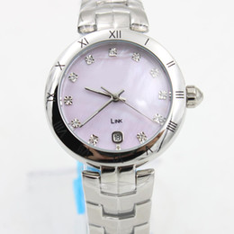 Wholesale Mens White Face Automatic Watches - watches men luxury brand mens watches automatic luxury watches 33mm size White face Stainless steel strap TAG watch