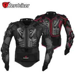 Wholesale Off Road Armor - 2016 New Brand Motorcycle Racing Armor Protector Motocross Off-Road Body Protection Jacket Clothing Protective Gear CP214