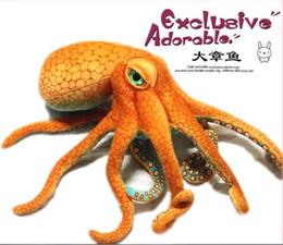 Wholesale Octopus Plush Toy - Soft Animal Simulation Toy Stuffed Octopus Plush Sea Animals Oyuncak Bebek Kids Toys Almofadas Plush Toys For Children