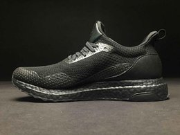 Wholesale Pvc Souls - High Quality Ultra Boost Uncaged NMD real boost, Haven Ultra Boosts Triple Black man sneakers, Consortium,soul, BY2638 Ultra Boosts size US