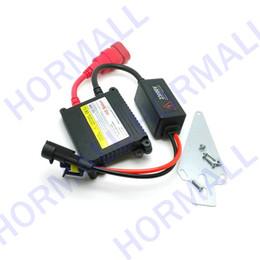 Wholesale Lighting Ballast For Hid - HID xenon slim ballast 12v 35w blocks ignitor reactor ballastro for car light source headlight H4 H7 H3 H1 H11 xenon ballast 35w