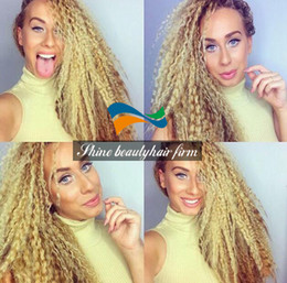 Awesome Distributors Of Discount Medium Blonde Curly Wig 2017 Curly Wig Short Hairstyles For Black Women Fulllsitofus