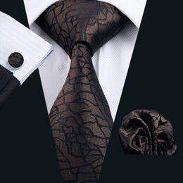 Wholesale Vintage Mens Tie - New Fashion Ties for Men Grey Geometric Tie Printing Classic Mens Silk Necktie Business Casual Vintage Gravatas Neck Ties N-0984
