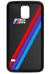 Wholesale Galaxy S3 Cases Car - Wholesale-BMW M carbon Car Logo cases for iPhone 4s 5s 5c 6s Plus iPod touch 4 5 6 Samsung Galaxy s2 s3 s4 s5 mini s6 s7 edge note 2 3 4 5
