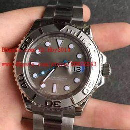 Wholesale Diver Brand Watch Automatic - AAA Quality Luxury brands dive watches for mens 116622 40mm Stainless steel Grey Men Automatic wristwatches Mechanical Movement Male watch