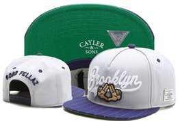Wholesale Snap Back Hat Hand - 2016 Cheap Cayler & Sons snapbacks White Color Hands Prinitng snap back caps hiphop hats sport caps For man and woman