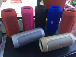 Wholesale Computer Power Bank - HOTSELL Charge 2+ Bluetooth Outdoor speaker phone call Mini Speaker Waterproof Bluetooth Speakers Can Be Used As Power Bank DHL FREE