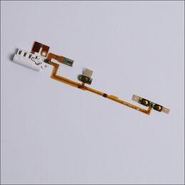 Wholesale Nano Audio Jack - High Quality Brand New Headphone Audio Jack Flex Cable Ribbon For iPod Nano 6 Free Shipping