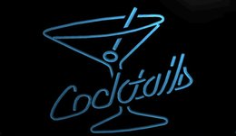 Wholesale Halloween Party Cocktails - LS1137-b-Cocktails-Rum-Wine-Lounge-Bar-Pub-NEW-Light-Sign.jpg