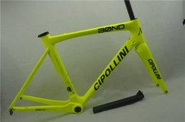 Wholesale Bike Bond - Ultra Light 3k Carbon Road Bike Frame Racing Bicycle Frame+Fork+Seat Post+Headset clamp BOND carbon frame