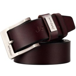 Wholesale Real Animal Skins - Newest Classic Jeans Men's Gift. Genuine Real Leather Cow Skin Pin Buckle Belt. Casual High Qality Boda Bridge Groom Luxury Gift