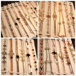 Wholesale Fishing Manufacturers - Opal Rhinestone Bracelet Diamond jewelry wholesale manufacturers are big.